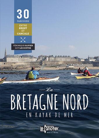 Bretagne nord en kayak de mer