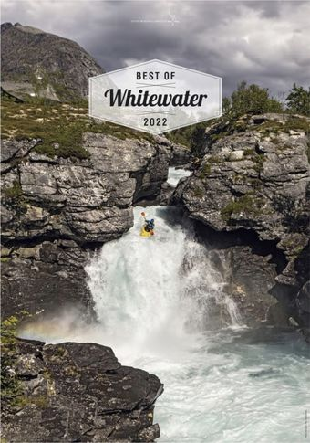 Calendrier Whitewater 2022