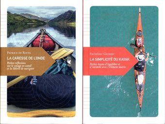 Lot Caresse de l'onde et Simplicité du kayak