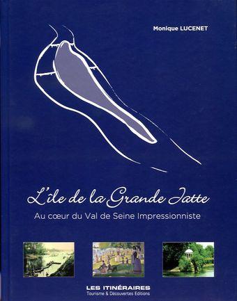 L'île de la Grande Jatte couv.