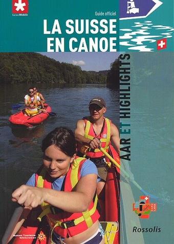 La Suisse en canoe