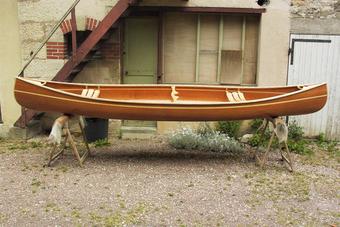 Construire le canoë MIgrateur 450