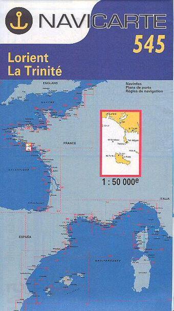Navicarte Lorient - La Trinité