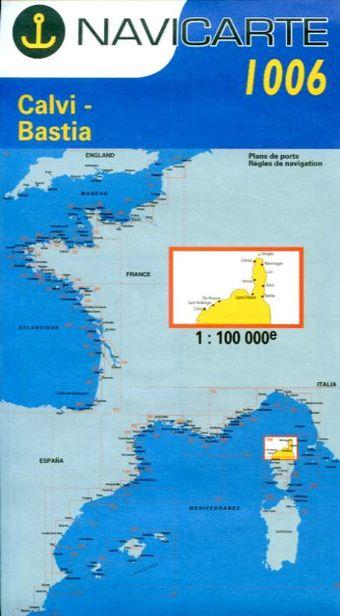 Navicarte Calvi - Bastia