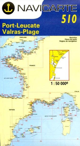 Navicarte Port-Leucate - Valras-Plage