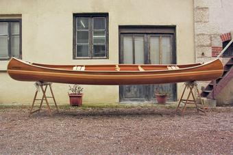 Construire le canoë bois Ricochet 4,50m