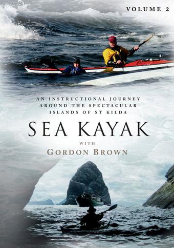 Sea kayak with Gordon Brown 2