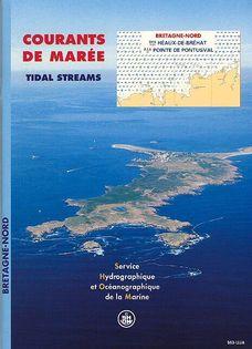 Atlas marées Bretagne nord