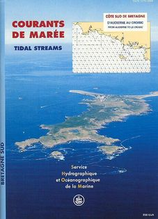 Atlas marées côte sud de Bretagne