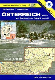 carte Österreich