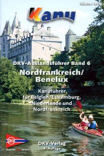DKV Auslandsführer Nordfrankreich (Loire) - Benelux