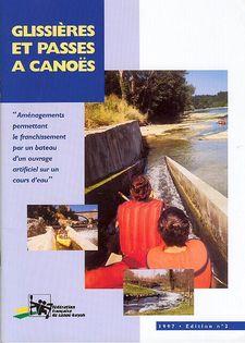 Glissières et passes à canoës