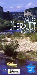 La vallée de l'Hérault en canoë-kayak