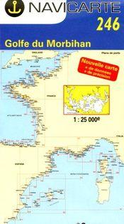Navicarte Golfe du Morbihan