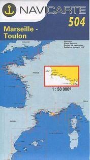 Navicarte Marseille - Toulon