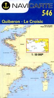 Navicarte Quiberon - Le Croisic