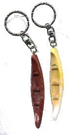 porte-clés canoë