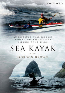 Sea kayak with Gordon Brown 2