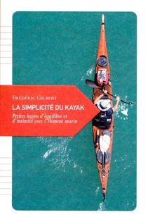 Simplicité du kayak
