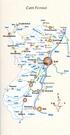 Les chemins d'eau canoë-kayak, Alsace : carte