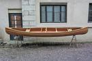 Construire le canoë bois Migrateur 4,90m