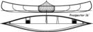 Construire le canoë bois Prospector 4,90m - plans